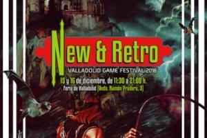 Imagen para El Carné Joven te invita a New&Retro Valladolid Game Festival 2018