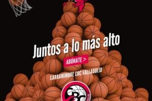 Imagen para Abónate al CBC Valladolid por solo 69€