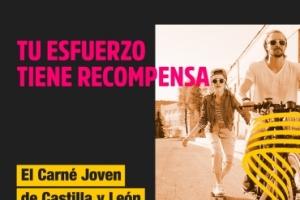 Imagen para El Carné Joven de Castilla y León regala un año gratis a sus usuarios