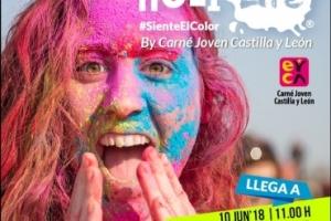 Imagen para Ahórrate 4€ en tu inscripción para la HOLI LIFE Palencia