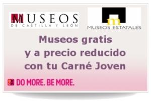 Imagen para Visita los museos de Castilla y León con tu Carné Joven Europeo